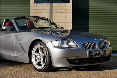 BMW Z4 Si Sport Roadster - Large 21