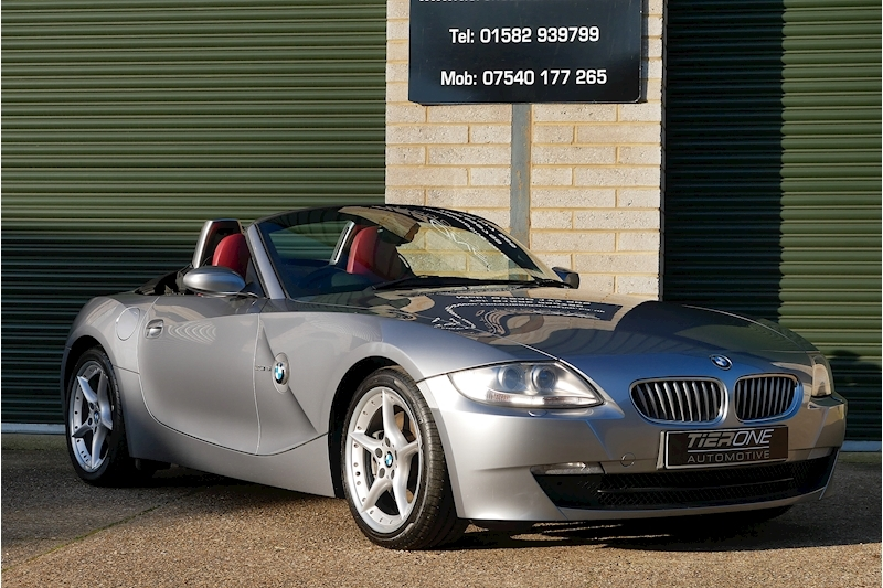 BMW Z4 Si Sport Roadster - Large 38