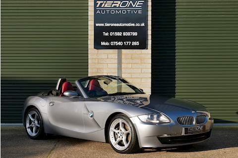 BMW Z4 Si Sport Roadster - Large 7