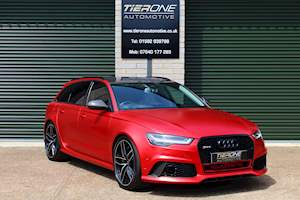 Audi A6 Rs6 Performance Avant Tfsi Quattro - Large 1