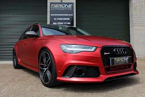 Audi A6 Rs6 Performance Avant Tfsi Quattro - Large 36