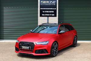 Audi A6 Rs6 Performance Avant Tfsi Quattro - Large 0