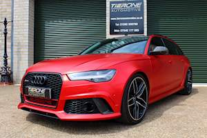 Audi A6 Rs6 Performance Avant Tfsi Quattro - Large 35