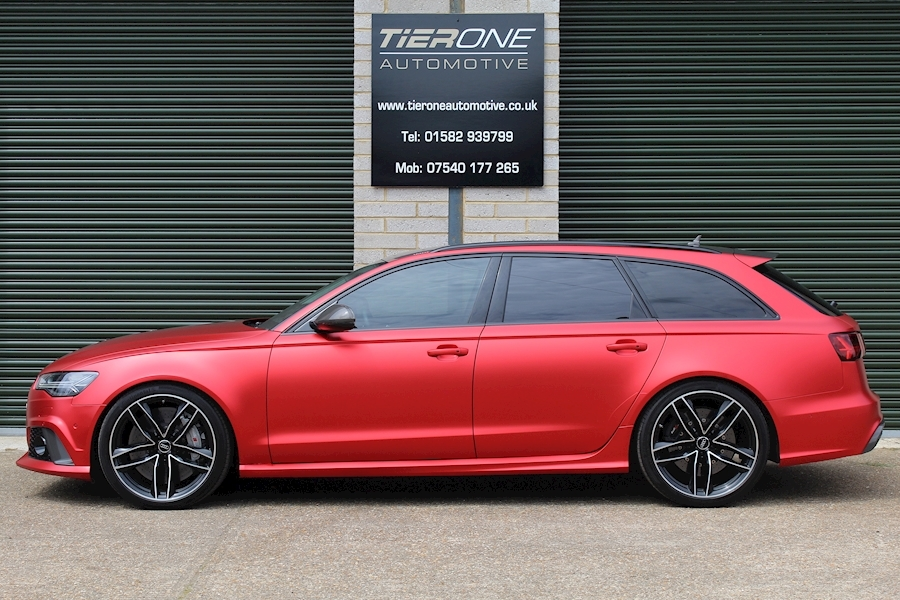 Audi A6 Rs6 Performance Avant Tfsi Quattro - Large 4