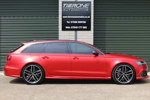 Audi A6 Rs6 Performance Avant Tfsi Quattro - Large 5