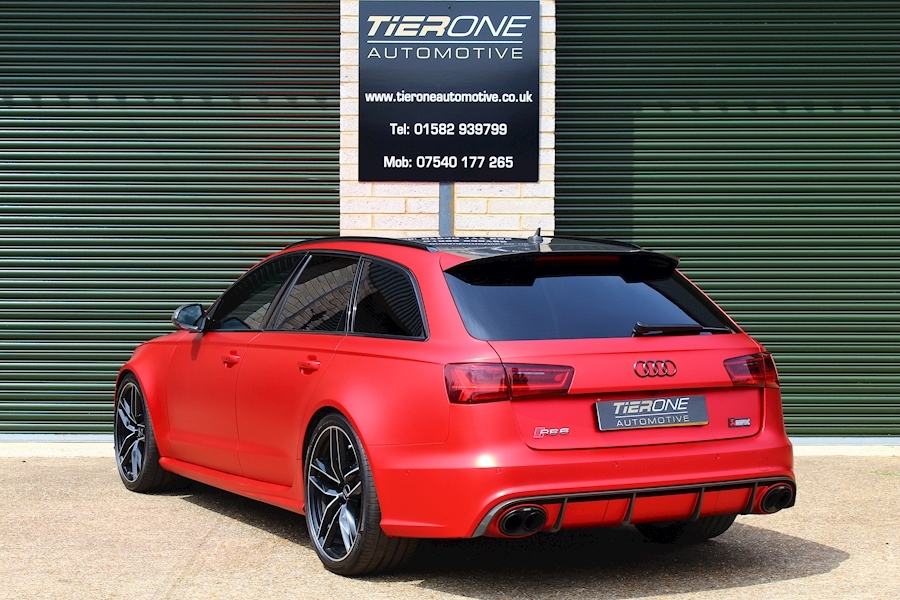 Audi A6 Rs6 Performance Avant Tfsi Quattro - Large 3
