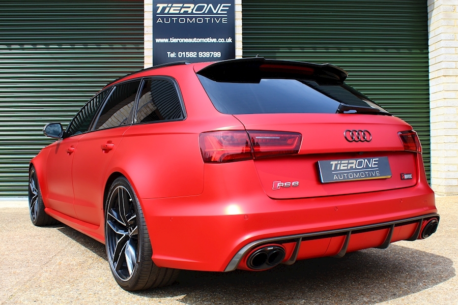 Audi A6 Rs6 Performance Avant Tfsi Quattro - Large 38