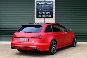 Audi A6 Rs6 Performance Avant Tfsi Quattro - Large 2