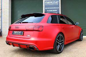 Audi A6 Rs6 Performance Avant Tfsi Quattro - Large 37