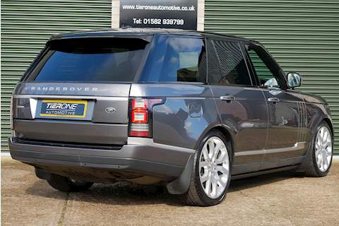 Land Rover Range Rover Sdv8 Autobiography - Large 31