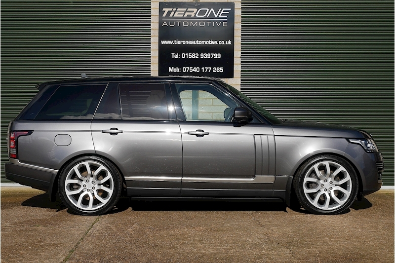 Land Rover Range Rover Sdv8 Autobiography - Large 2