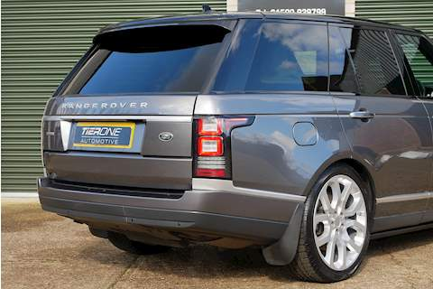Land Rover Range Rover Sdv8 Autobiography - Large 21