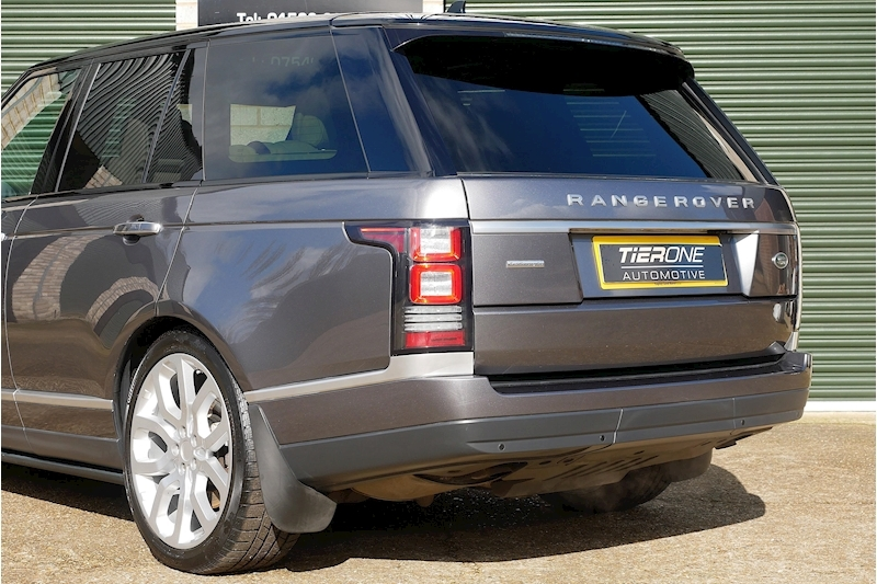 Land Rover Range Rover Sdv8 Autobiography - Large 19