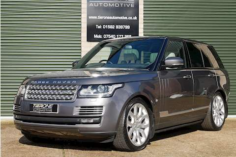 Land Rover Range Rover Sdv8 Autobiography - Large 20