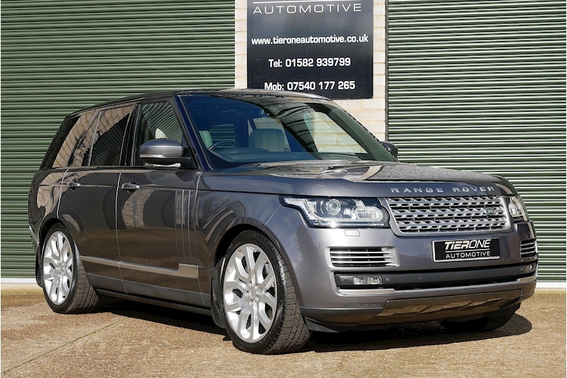 Land Rover Range Rover Sdv8 Autobiography - Large 32