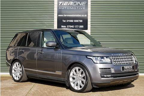 Land Rover Range Rover Sdv8 Autobiography - Large 7