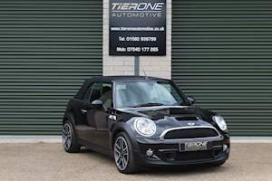 Mini Cooper S Convertible 1.6 Manual Petrol