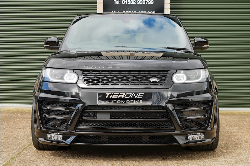 Land Rover Range Rover Sport Autobiography Dynamic Sdv6 - Large 15