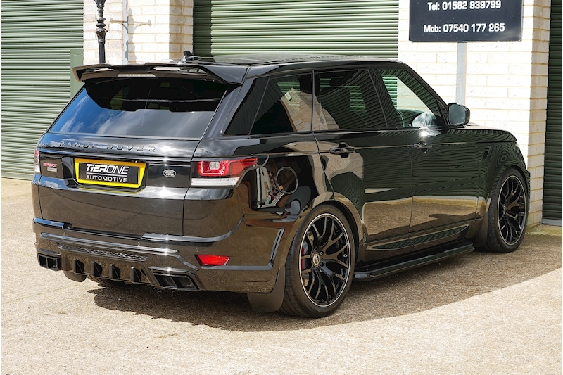 Land Rover Range Rover Sport Autobiography Dynamic Sdv6 - Large 36