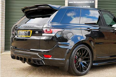 Land Rover Range Rover Sport Autobiography Dynamic Sdv6 - Large 14