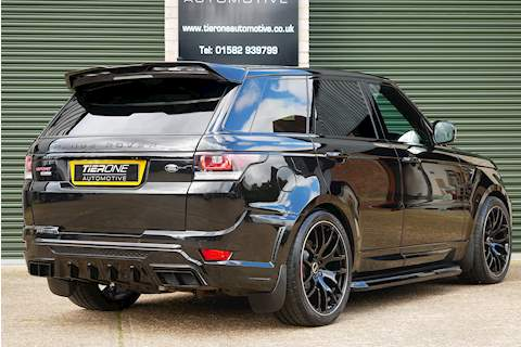 Land Rover Range Rover Sport Autobiography Dynamic Sdv6 - Large 46