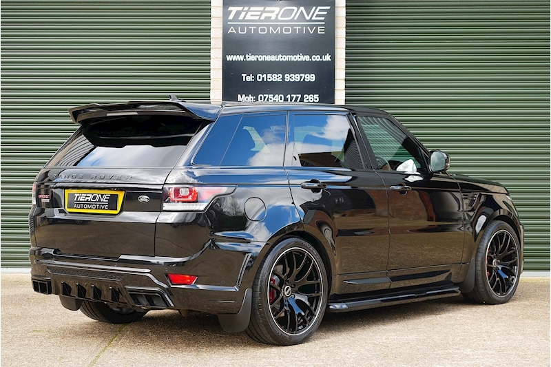 Land Rover Range Rover Sport Autobiography Dynamic Sdv6 - Large 1