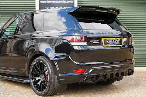 Land Rover Range Rover Sport Autobiography Dynamic Sdv6 - Large 40