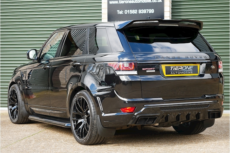 Land Rover Range Rover Sport Autobiography Dynamic Sdv6 - Large 45