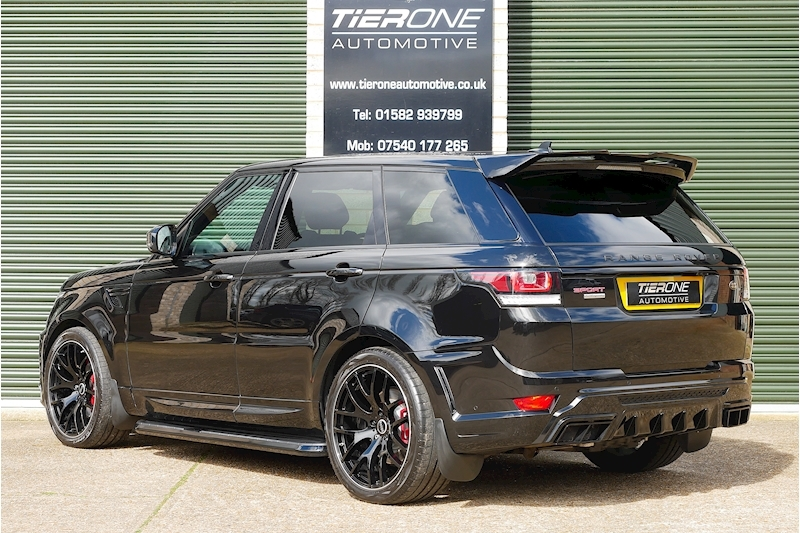 Land Rover Range Rover Sport Autobiography Dynamic Sdv6 - Large 8