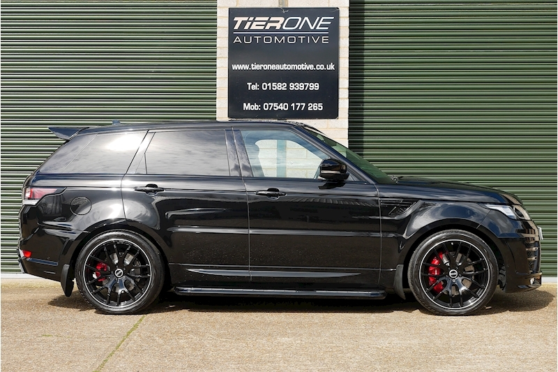 Land Rover Range Rover Sport Autobiography Dynamic Sdv6 - Large 2
