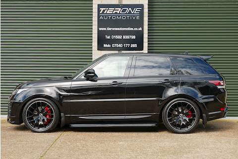 Land Rover Range Rover Sport Autobiography Dynamic Sdv6 - Large 50