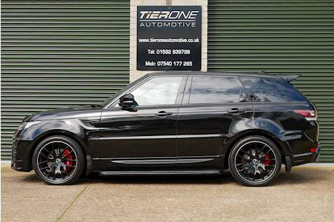 Land Rover Range Rover Sport Autobiography Dynamic Sdv6 - Large 9