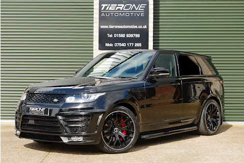 Land Rover Range Rover Sport Autobiography Dynamic Sdv6 - Large 21