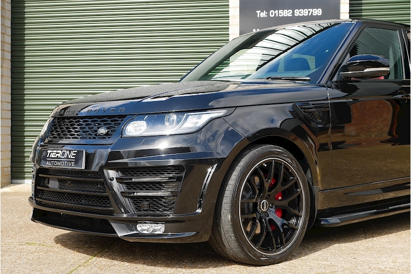 Land Rover Range Rover Sport Autobiography Dynamic Sdv6 - Large 13