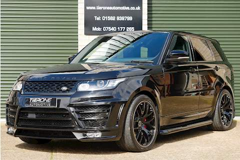 Land Rover Range Rover Sport Autobiography Dynamic Sdv6 - Large 43