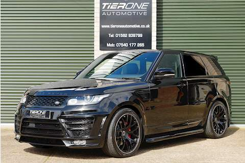 Land Rover Range Rover Sport Autobiography Dynamic Sdv6 - Large 0