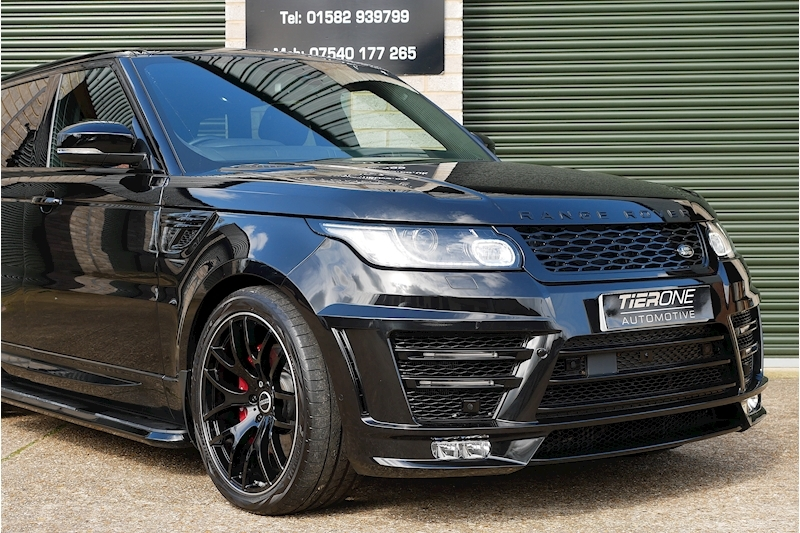 Land Rover Range Rover Sport Autobiography Dynamic Sdv6 - Large 39