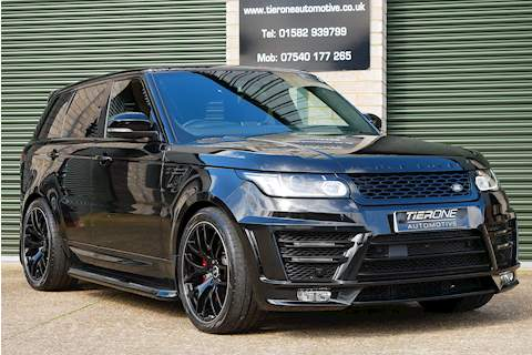 Land Rover Range Rover Sport Autobiography Dynamic Sdv6 - Large 44