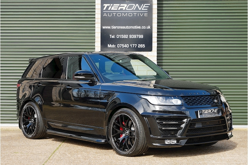Land Rover Range Rover Sport Autobiography Dynamic Sdv6 - Large 7
