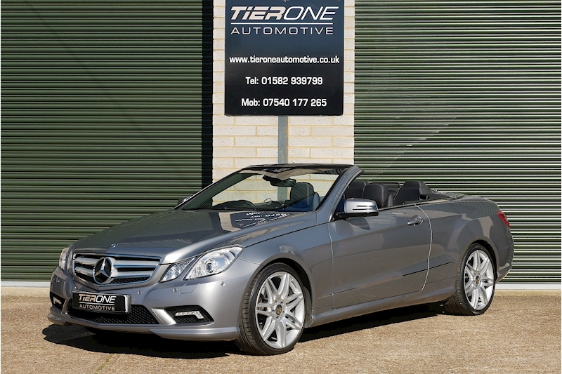 Mercedes-Benz E Class E350 cdi Blueefficiency Sport
