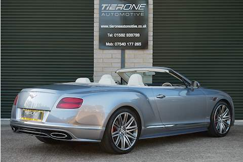 Bentley Continental Gtc Speed - Large 1