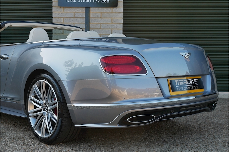 Bentley Continental Gtc Speed - Large 53