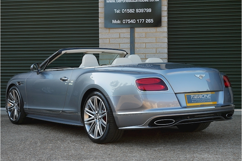 Bentley Continental Gtc Speed - Large 38