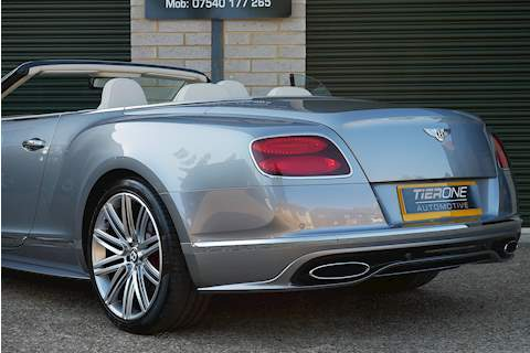 Bentley Continental Gtc Speed - Large 35
