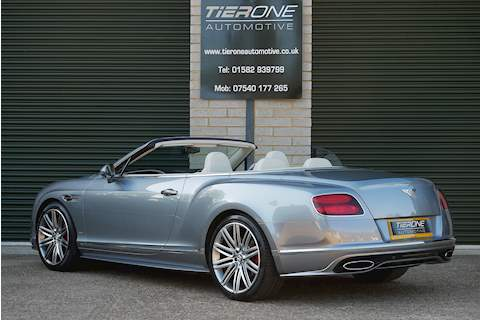 Bentley Continental Gtc Speed - Large 8