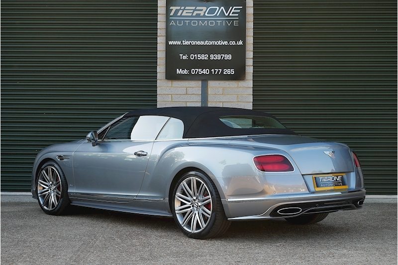 Bentley Continental Gtc Speed - Large 36