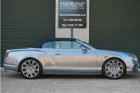 Bentley Continental Gtc Speed - Large 19