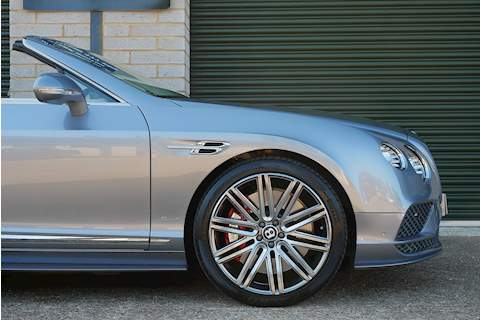 Bentley Continental Gtc Speed - Large 17