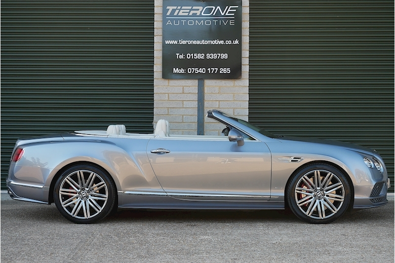 Bentley Continental Gtc Speed - Large 2