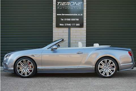Bentley Continental Gtc Speed - Large 9